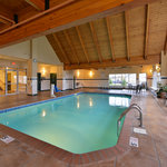 Indoor Pool and Hot Tub