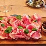 Prosciutto di Parma, Amici Cafe