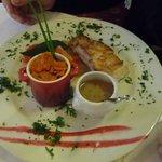 Le poisson bien frais et bien cuit