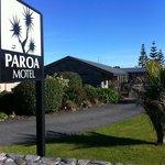 Paroa Hotel Frontage