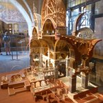 Maquete da catedral de San Marco (Veneza)
