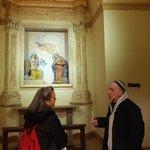 Annunciation in San Vivaldo