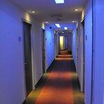 couloir pour chambre