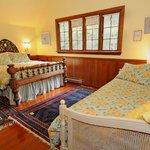 The Lady Caroline Room can sleep 4.