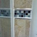 Damaged Wall Shower Tiles