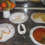 Unas tartas exquisitas