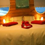 Beach Penthouse main bedroom