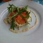 Céleri saumon