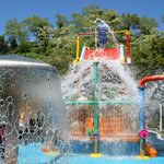 New Tipping Bucket in the Warm Water Playground