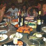 Una buena cena de San Juan (ya van 8 años seguidos)