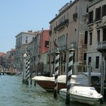 Scene on Grand Canal