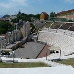 Античный театр, Пловдив, Болгария