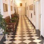Corredor interno no 2o. piso (quartos)