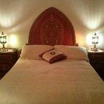 la habitación que bonita