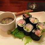 Sushi in Alex...YES!!!