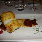 bacalhau - menu degustação