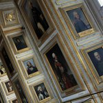 Artworks at Versailles