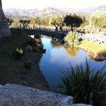 View from Castello di Amarosa