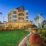 Holiday Inn San Diego Bayside at Dusk