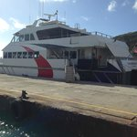 Ferry from Tortola to Charlotte Amalie