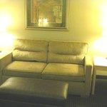 Sofa in suite