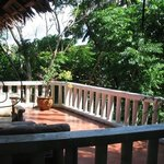 Bungalow with Fan Balcony - Camia B