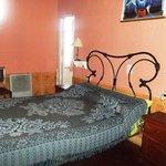 habitacion cuádruple, ideal para una familia, cuenta con todo los servicios