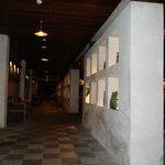 Main lobby, restaurant area
