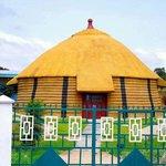zebdewos chemma traditional wolayta house