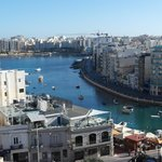 Nice view of Spinola Bay from room