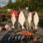 West Coast Halibut Fishing out of Fair Harbour BC