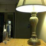 lovely light fixture :)
