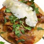Tacos al pastor...