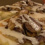 Cinnamon Buns Maple Pecan