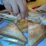 Bisque - sandwich
