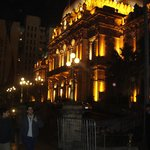 Plaza central - Casa de Gobierno