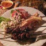 Chez Brahim 1 - spiedini di carne