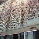 В главном зале - фотографии жертв диктатуры (89170108)