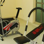 Workout Machines in Gym