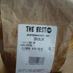 The Best Stop Supermarket Foto