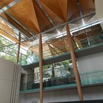 Auckland Art Gallery interior