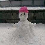 Made a Snowman