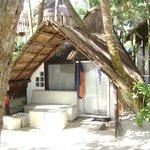 Stand alone cabana....