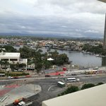viw #2 Nerang river from loungeroom :unit12D