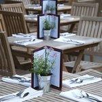 Summer tables