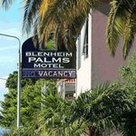 Foto de Blenheim Palms Motel