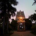 Tiruvanaika-Muralitharan photo