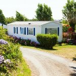 cottage au camping les sables blancs