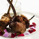 Baku's specialty - grilled lamb