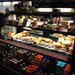 Starbucks - bakery counter